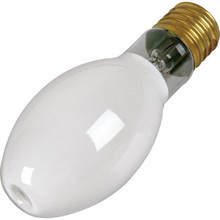 Mercury Vapor Bulb Philips 100W Mogul Base Coated