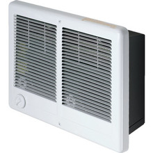 Cadet Com-Pak Twin 240 Volt 4,000 Watt White Wall Heater