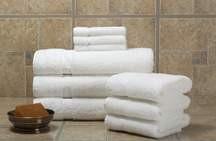 Cotton Bay Ashby Hand Towel Cam 16x27 3 Lbs/Dozen White Case Of 120