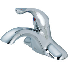 Delta DST Lavatory Faucet Chrome Single Handle With Pop-Up