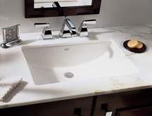 American Standard Undermount Rectangular Lavatory Sink