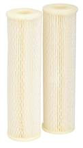 Culligan Pleated Replacement Water Filter Cartridge 20 Micron Package Of 2