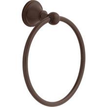 Delta Crestfield Venetian Bronze Towel Ring