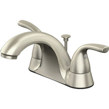 Seasons Anchor Point Lavatory Faucet Chrome Two Handle