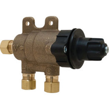 Chicago Faucets Thermostatic Mixing Valve