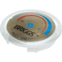 Briggs Clear Hot/Cold Index Button