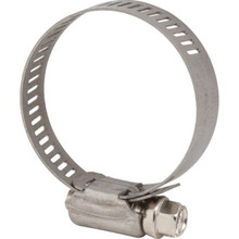 Stainless Steel Hose Clamp #20 Package Of 10
