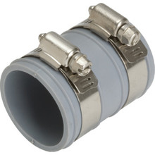 "Fernco Flexible Drain Pipe Connector 1-1/4"" Or 1-1/2"""