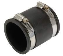 "Fernco Flexible Coupling For Pipe-To-Pipe Connection 2"" x 2"""