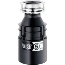 1/2 HP In-Sink-Erator Badger 5 Disposer With Wrenchette