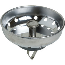 Sink Basket Large Clip Stainless Steel