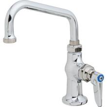 T&S Brass Service/Pantry Faucet Chrome Lever Handle