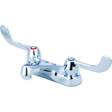 Central Brass Lavatory Faucet Chrome Two Handle