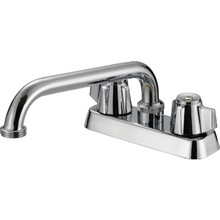 Aspen Laundry Faucet Chrome Two Handle