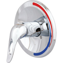 Aspen Euroloop Tub-Shower TrimChrome With Valve