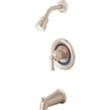 CFG Capstone Tub-Shower Trim Kit Brushed Nickel