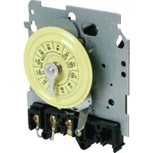 Intermatic 24 Hour Time Clock Mechanism - Single Pole Single Throw