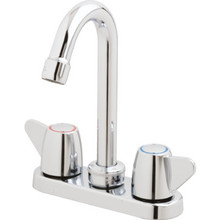 CFG Cornerstone Bar Faucet Chrome Two Handle