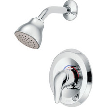 Moen Chateau Posi-Temp Shower Chrome Trim Kit