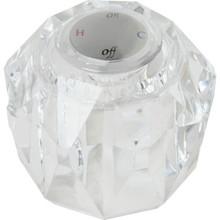 Aspen Faucet Handle Acrylic