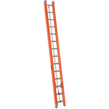 Louisville Ladder 28 Foot Fiberglass Extension Ladder Type IA