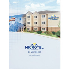 Microtel Inn and Suites Presentation Folder, Case of 100
