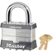 Masterlock 2-1/2 Laminated Lock Keyed Alike