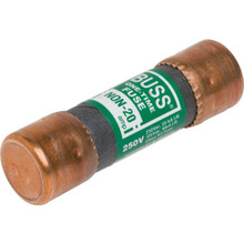 20 Amp 250 V Cartridge Fuse - Package Of 10
