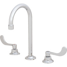 American Standard Lavatory Faucet Chrome Two Handle