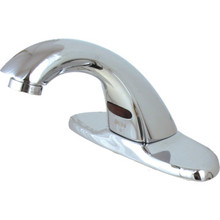 Delta Innovations Electronic Faucet Chrome