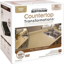 1 Quart Rust-Oleum Countertop Transformations Large Kit - Desert Sand