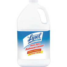 Bathroom Cleaner, 1 Gallon Lysol Heavy-Duty Concentrate