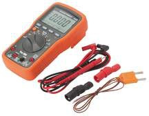 Klein Tools Electricians/HVAC TRMS Multimeter