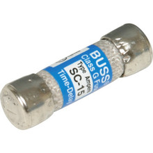 15 Amp 600V Time Delay Fuse - Class G