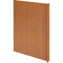 "Seasons 24x34-1/2x1/2"" Amber Oak Dishwasher End Panel With 3"" Filler"