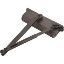 Norton 1601BF Medium Duty Door Closer Adjustable 1-4 Satuary Bronze