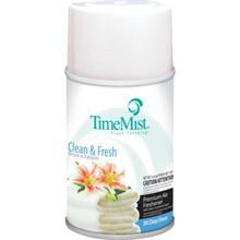TimeMist 6.6 Ounce Aerosol Spray, Clean And Fresh