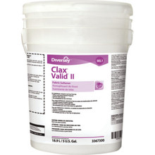 CLAX Valid II Fabric Softner 1 Each 5 Gallons