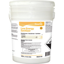 Low Energy Dishmachine Sanitizer 1 Each 5 Gallons