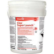 CLAX Super Launch Laundry Sour 1 Each 5 Gallons