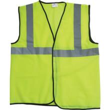 SAS Safety ANSI Class 2 Safety Vest - Yellow