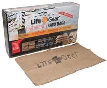LifeGear Emergency Sandbag 10/Pk