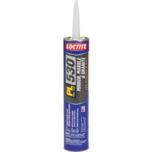 10 Oz Loctite PL530 Mirror Adhesive Caulk