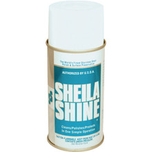 Stainless Steel Cleaner, 10 Ounce Sheila Shine