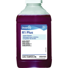 R1 Plus Toilet Cleaner Case of 2 2.5 Liters