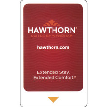 Hawthorn Suites Magnetic Keycard