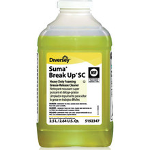 Suma Break-Up SC Grease-Release Cleaner Case of 2 2.5 Liters