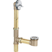Bath Waste Brass Tubular Trip Lever 20-Gauge