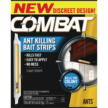 Combat Ant Killing Bait Strips Package Of 5