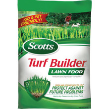 Scotts Turf Builder 16.2 Pound Lawn Food